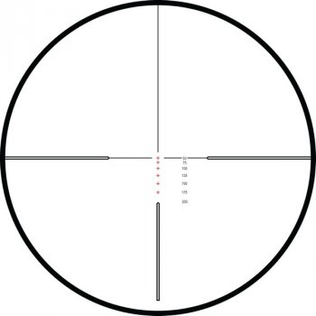 Приціл оптичний Hawke Vantage IR 3-9x40 (Rimfire .22 LR HV R/G)