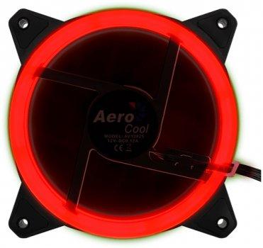 Кулер Aerocool Rev 120 мм RGB LED