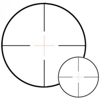 Приціл оптичний Hawke Vantage IR 3-9x40 (30/30 Centre Cross IR R/G)