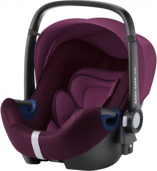 Автокрісло Britax-Romer Baby-Safe2 i-Size Burgundy Red (2000030754)