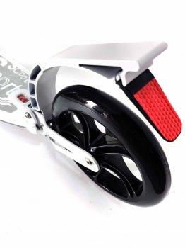 Двоколісний Самокат для дорослих і дітей Scooter 001P з дисковим гальмом
