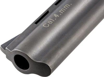 "Револьвер під патрон Флобера Stalker Titanium 4,5"" black"