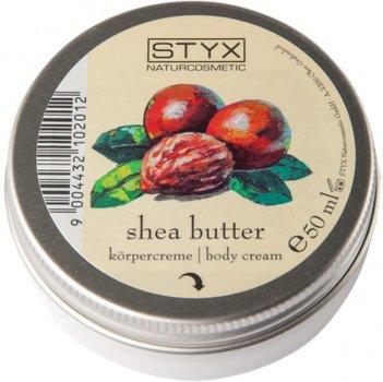 Крем для тела Styx Naturcosmetic Body Cream масло Ши 50 мл (9004432102012)