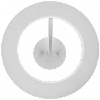 Світильник настінно-стельовий Brille BR-995W/19W LED WH (26-678)
