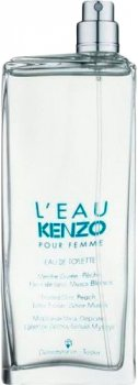 Тестер Туалетна вода для жінок Kenzo L'eau Par New Pack 100 мл (3274872333932/3274872390690)
