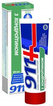 Гель-бальзам для суставов Фармаком 911 с хондроитином 100 мл (4820189850076)