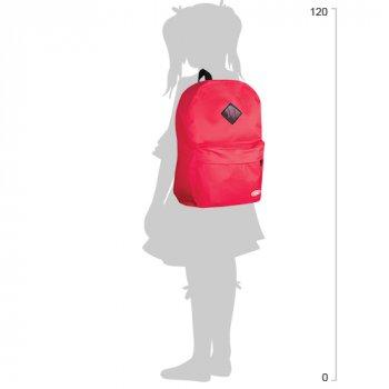 Рюкзак молодіжний Cool For School 43 х 32 х 20 см 28 л Червоний (CF85614-22)