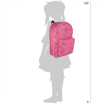 Рюкзак молодіжний Cool For School 43 х 32 х 20 см 28 л Рожевий (CF85614-13)