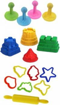 Набор для лепки Genio Kids Микс аксессуаров (LEP01) (4814723003837)