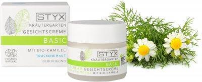 Крем для лица Styx Naturcosmetic Herb Crème Ромашка-Календула 50 мл (9004432140212)