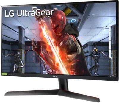 """Монитор 27"""" LG UltraGear 27GN800-B"""