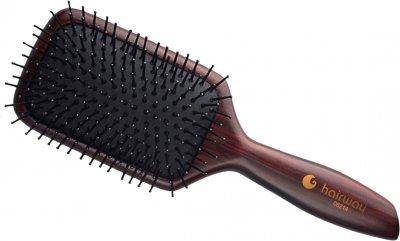 Щетка массажная Hairway Venge 11-рядная прямоугольная (08214) (4250395402514)