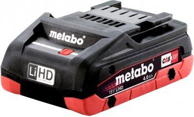 Акумулятор Metabo 18 В 4.0 А·год LiHD (625367000)