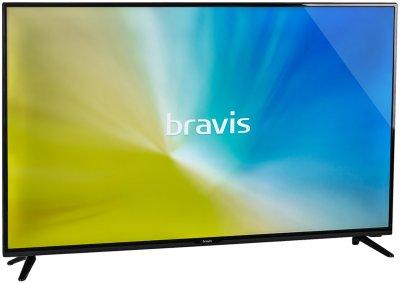 Телевізор Bravis LED-43G5000 + T2