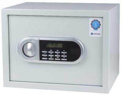 Сейф мебельный SteelNet SN-MC25ESP-26-7035