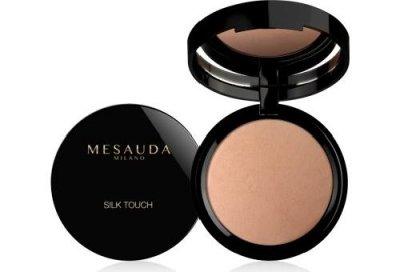 Пудра запеченная MESAUDA Silk Touch 206 Caramel