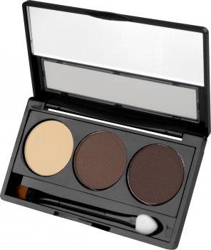 Набір тіней для брів Hean Eyebrow set 2 6 г (5907474432045)