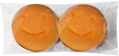 Печенье сдобное сбивное с начинкой Чарівна мозаїка Ха-хатун со вкусом персика 0.55 кг (4820163111865)
