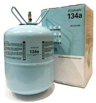 Хладагент фреон R134a 13.6 кг Foran (Франция)
