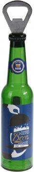 Відкривачка для пляшок з магнітом Excellent Houseware 4x21 см (CY4653050_certified_beer)