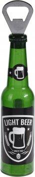 Відкривачка для пляшок з магнітом Excellent Houseware 4x21 см (CY4653050_light_beer)