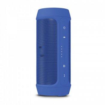Портативна bluetooth колонка MP3 плеєр CNV E2 Blue