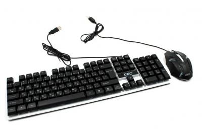 Игровая клавиатура с мышкой M 416