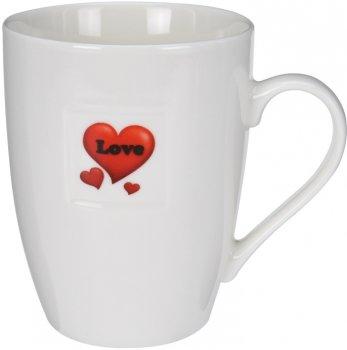 Чашка Excellent Houseware 350 мл (Q75900040_heart_love)