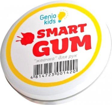 Умный пластилин Genio Kids Smart Gum Зелёный (HG01) (4814723001420-3)