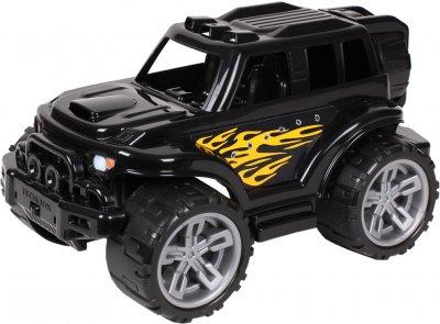 Машинка-внедорожник ТехноК Monster Car Чёрная (4623) (4823037604623-1)