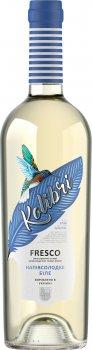 Вино Kolibri Fresco біле напівсолодке 0.75 л 9-12% (4820014851773)