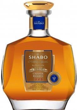 Бренди Украины Shabo Grande Reserve V.V.S. 4 года выдержки 0.5 л 40% (4820070406191)