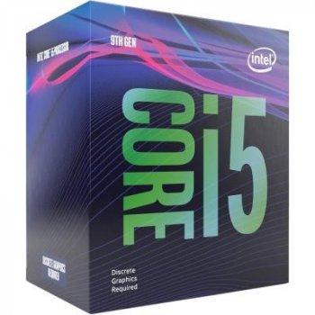 Процесор Intel Core i5-9500F BX80684I59500F (s1151, 3.0 GHz) Box (6514163)