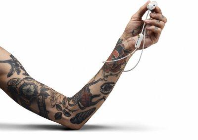 Навушники Marshall Headphones Minor II Bluetooth White (4092261)
