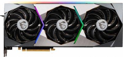 MSI PCI-Ex GeForce RTX 3070 Suprim X 8G 8GB GDDR6 (256bit) (1905/14000) (HDMI, 3 x DisplayPort) (RTX 3070 SUPRIM X 8G)