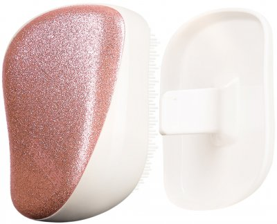 Расческа Tangle Teezer Compact Styler Glitter Rose Gold (5060173378530)
