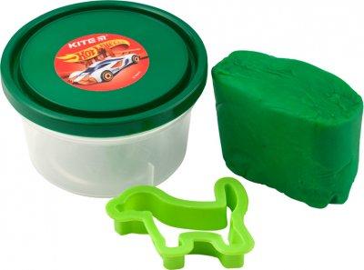 Цветное тесто для лепки Kite Hot Wheels 5 цветов (HW19-152)