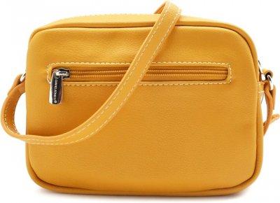Женская сумка David Jones 7772137 Желтая (1000007772137)