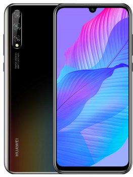 Мобильный телефон Huawei P Smart S 4/128GB Midnight Black (860845044694393) - Уценка