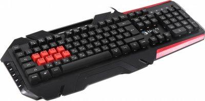 Клавіатура дротова Bloody B3590R USB (4711421937702)