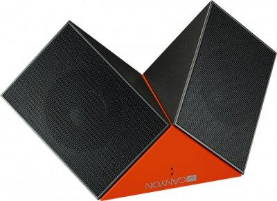 Акустична система Canyon CNS-CBTSP4BO Black/Orange