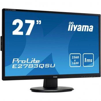 Монітор iiyama E2783QSU-B1