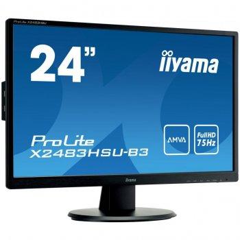 Монітор iiyama X2483HSU-B3