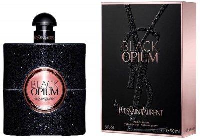 Парфюмированная вода для женщин Yves Saint Laurent Opium Black Opium 90 мл (3365440787971)