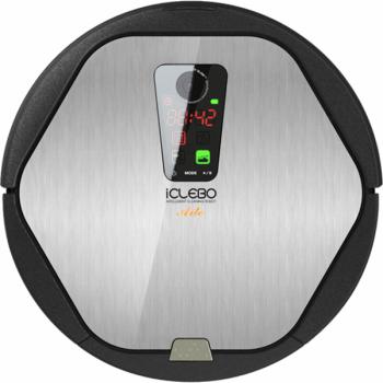 Робот-пылесос iClebo Arte YCR-M05-20 Silver