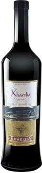 Вино Khareba 6 лет выдержки красное сухое 0.75 л 14% (4860001194278)