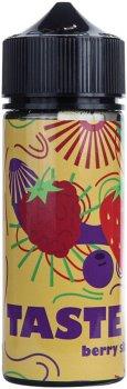 Рідина для електронних сигарет Taste It Berry Sherbet (Ягідний шербет + ментол)