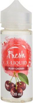 Рідина для електронних сигарет Fresh Ruby Cherry (Вишня)