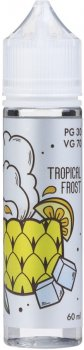 Рідина для електронних сигарет Taste It Silver Tropical Frost (Тропічний коктейль + ментол)
