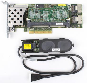 RAID Контролер HP BBWC Smart Array Controller (462864-B21) Refurbished